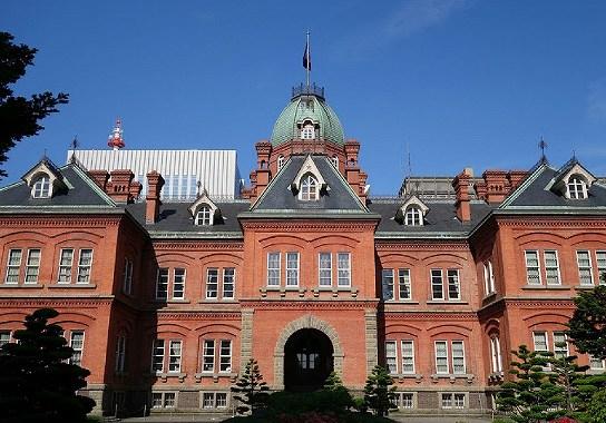 「北海道庁旧本庁舎(赤れんが庁舎)」の画像です