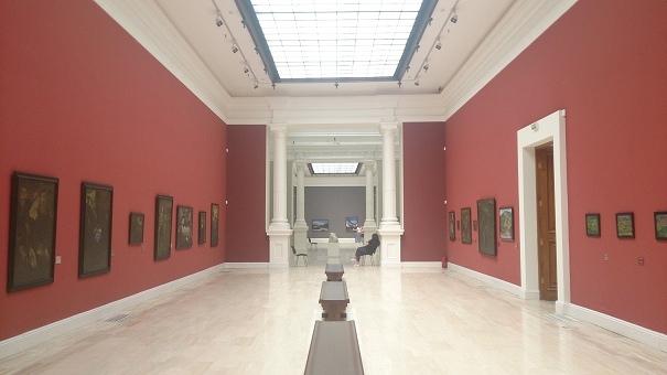 美術館です