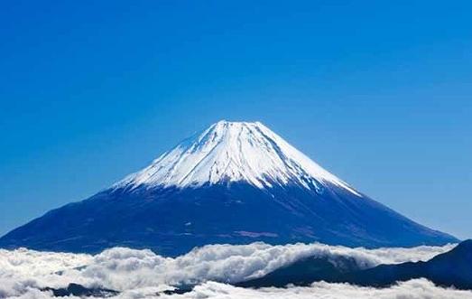 富士山の画像です