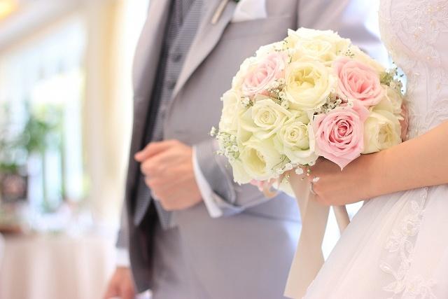 結婚式のイメージ画像です