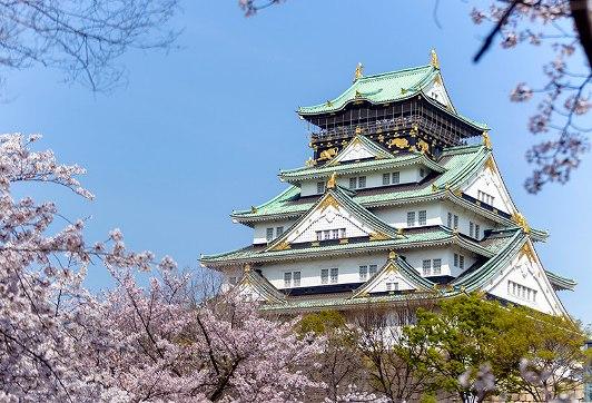 大阪城の画像です