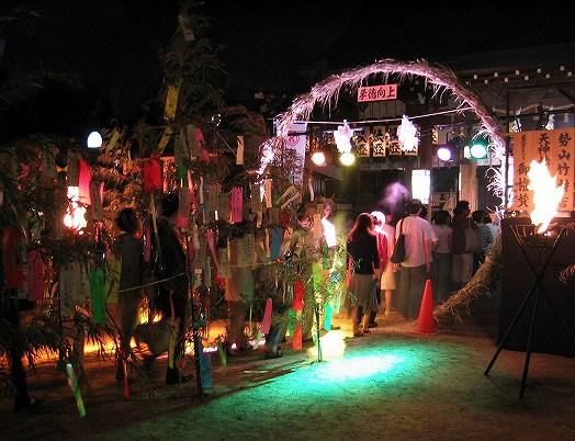 星愛七夕祭りの画像です