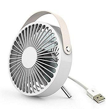 ミニ扇風機の画像です