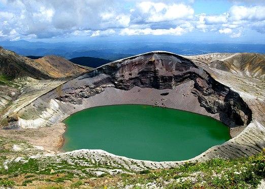 蔵王連峰の画像です