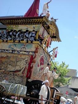 祇園祭の画像です