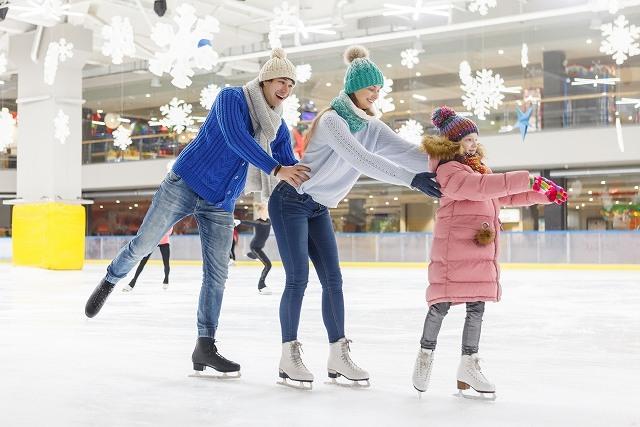 アイススケートの画像です