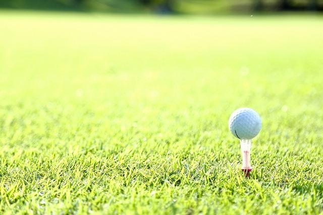 ゴルフ場の画像です