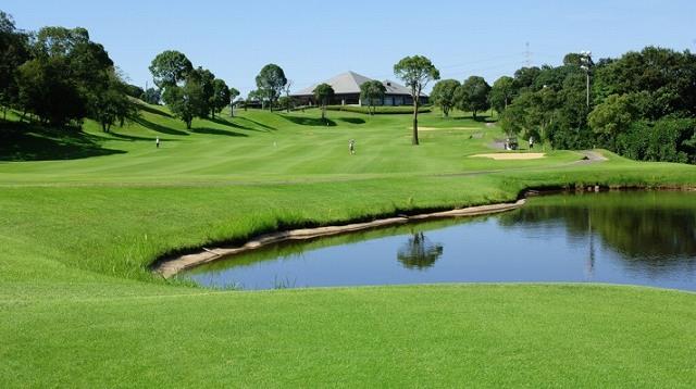 ムーンレイクゴルフクラブ 鞍手コースの画像です