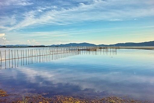 琵琶湖の画像です
