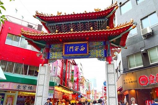 南京町の画像です