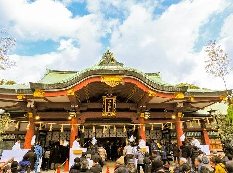 西宮神社の画像です