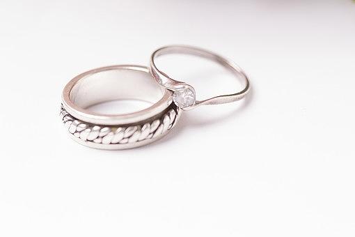 指輪の画像です