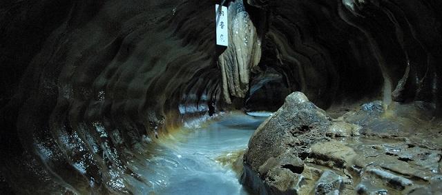 千仏鍾乳洞の画像です