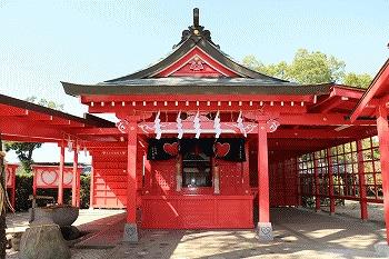 恋木神社の画像です