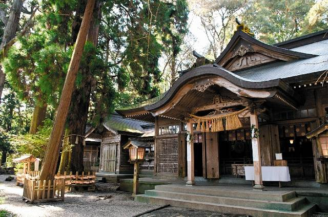 高千穂神社の画像です