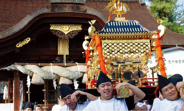 田村神社の画像です