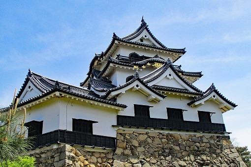 彦根城の画像です
