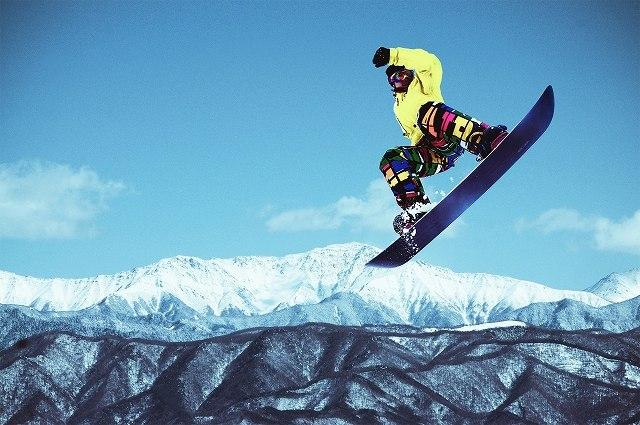 スノーボードの画像です