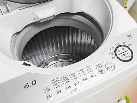 洗濯機の画像です