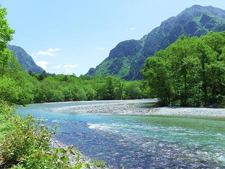 川の画像です