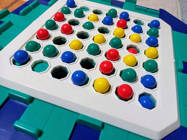 ボードゲームの画像です