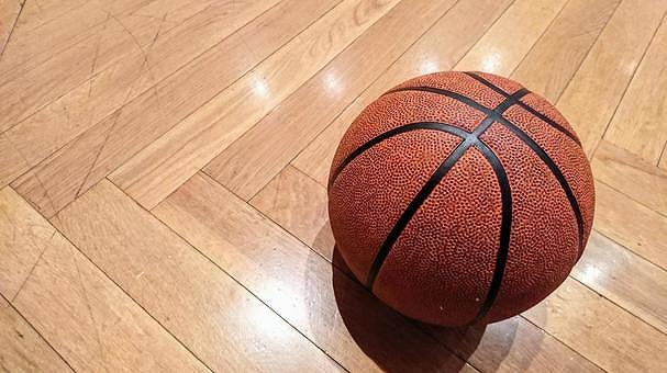 バスケットボールの画像です