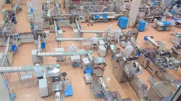 工場見学の画像です