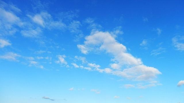空の画像です