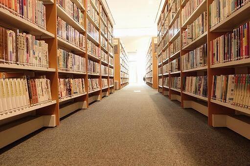 図書館の画像です